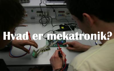 Hvad er mekatronik