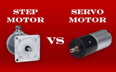 Stepmotor vs. servomotor – Hvilken skal du vælge?
