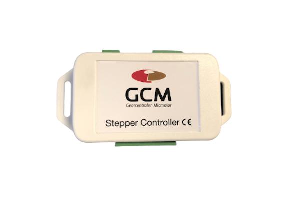 GCM stepmotorstyring